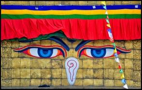 Stupa Eyes